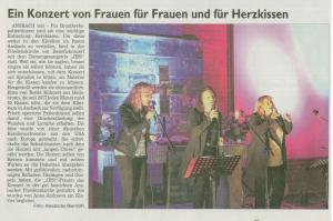 Jes-Konzert Hands make Hearts